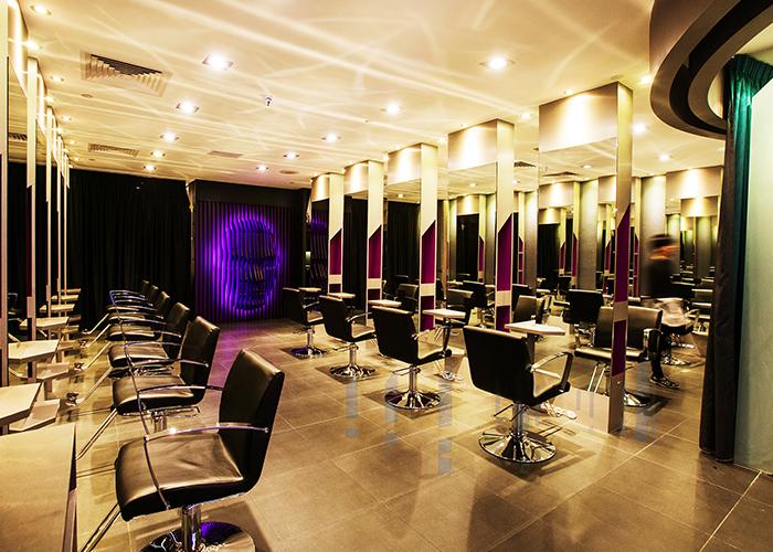 Hair Colouring Salons Chez Vous