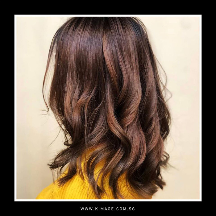 Hair Salons Perm Kimage Example
