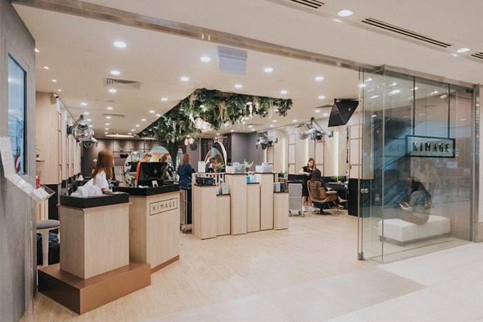 Hair Salons C Curl Perm Kimage
