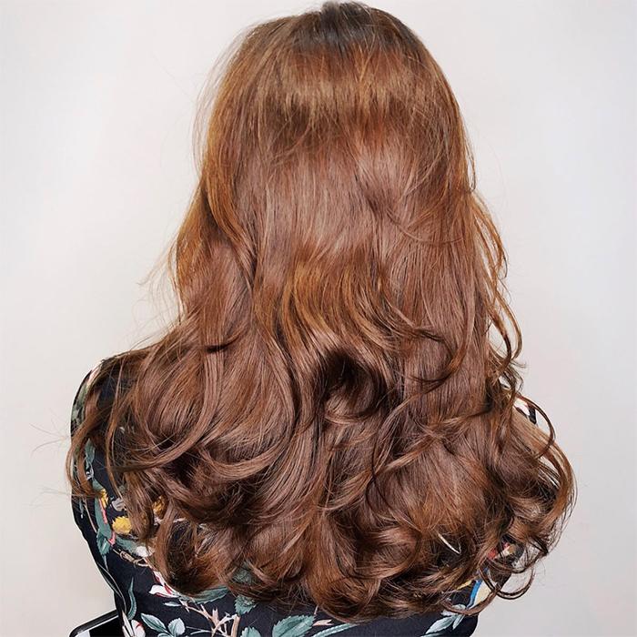 Hair Salons Perm 99 Percent Hair Studio Example