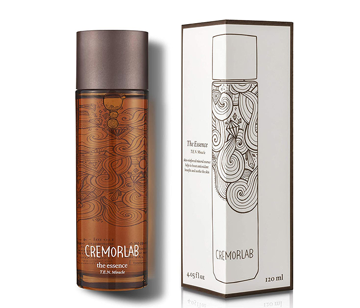 Hydrating Skincare Ingredients Cremorlab Ten Miracle The Essence
