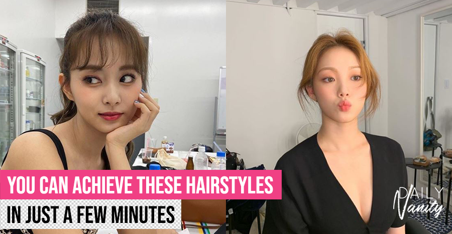 Here are the 6 tricks your favourite Korean stars use to jazz up a regular ponytail