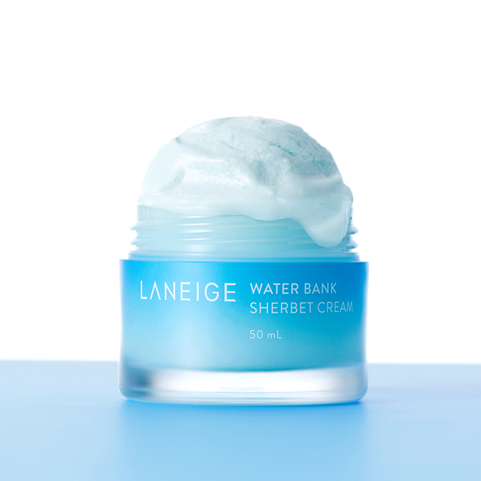 Laneige Water Bank Sherbet Cream