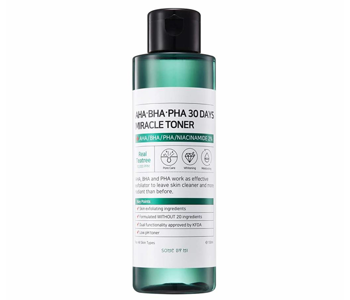 Lesser Known Korean Skincare Brands Some By Mi Aha Bha Pha 30 Days Miracle Toner