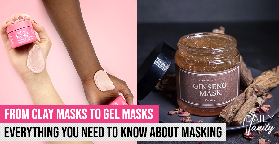Here's the most comprehensive mask guide you'll ever find to up your masking routine
