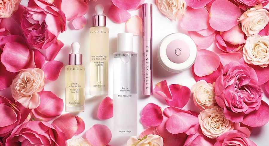 Enjoy Classic Chantecaille Rose de Mai Afternoon Tea and Receive a complimentary Chantecaille gift bag
