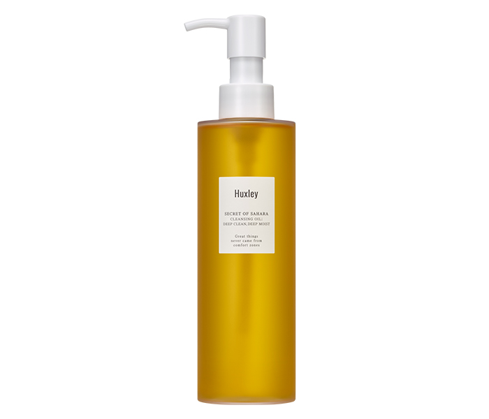 60 Second Rule Cleansing Oils Huxley