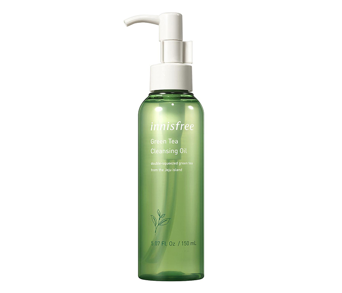 60 Second Rule Cleansing Oils Innisfree