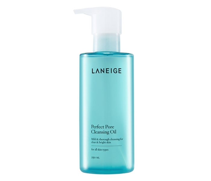 60 Second Rule Cleansing Oils Laneige