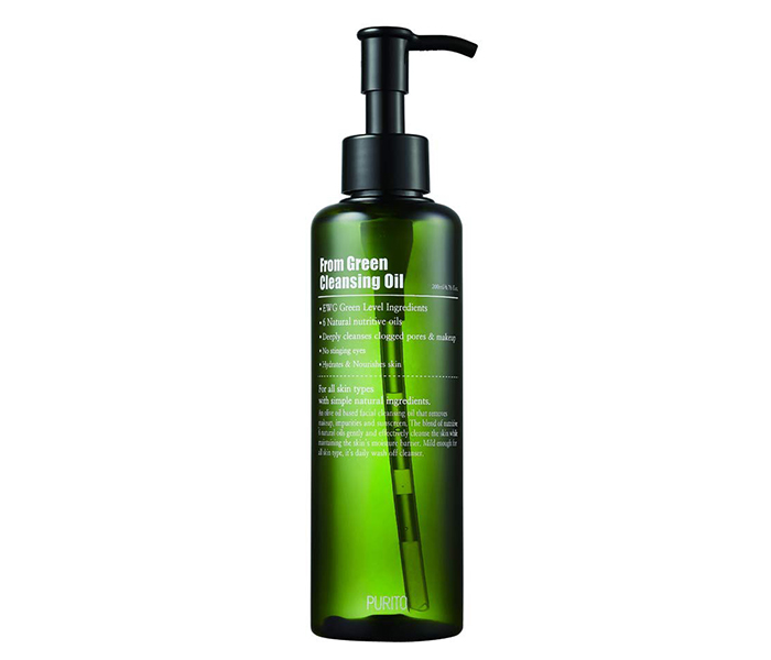 60 Second Rule Cleansing Oils Purito