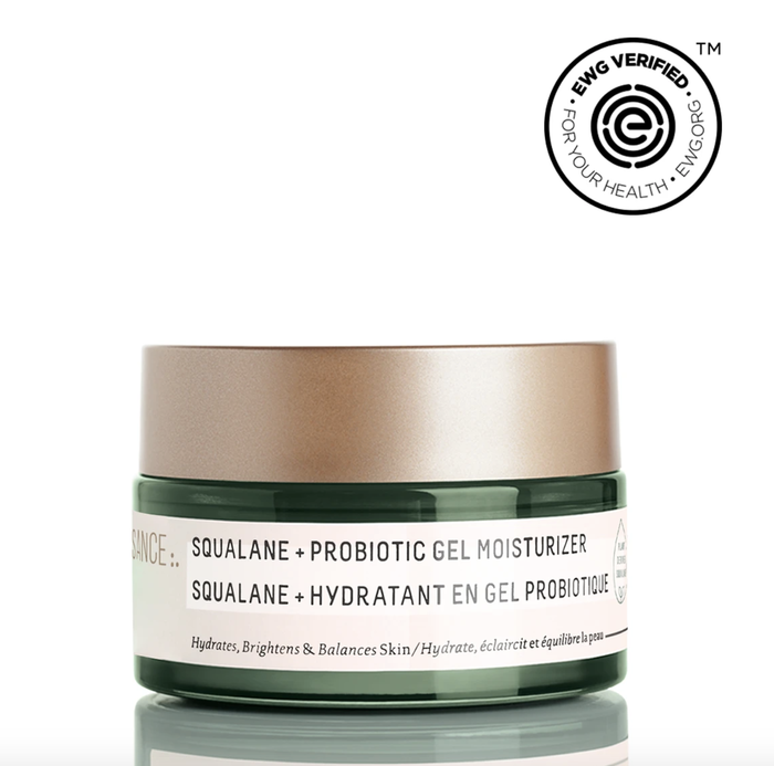 Best Gel Cream Moisturiser Biossance Squalane + Probiotic Gel Moisturizer