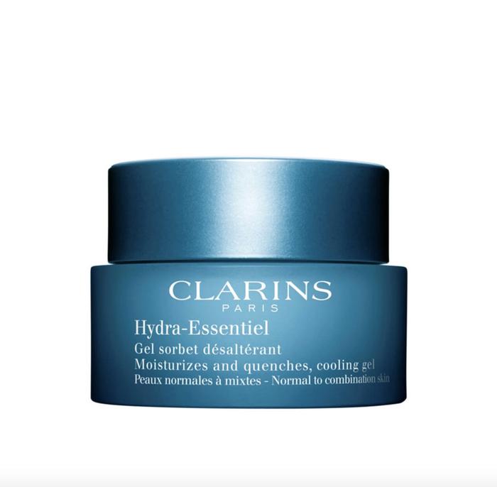 Best Gel Cream Moisturiser Clarins Hydra Essentiel Cooling Gel