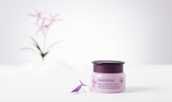 Best Gel Cream Moisturiser Innisfree Jeju Orchid Gel Cream