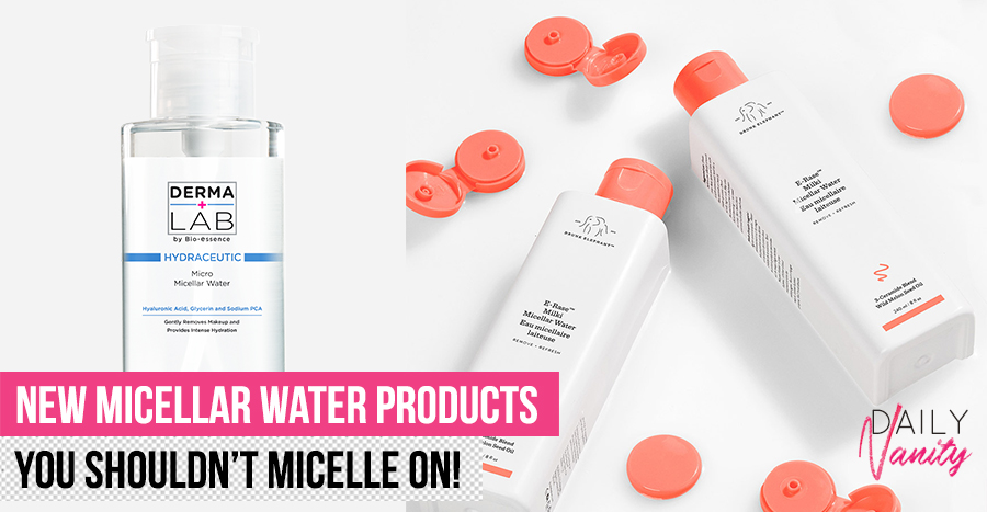 The micellar trend is not dead and is returning bigger than before