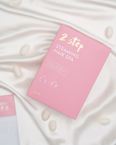 Jung Beauty 2 Step Steaming Hair Spa Moodshots 1 (1)