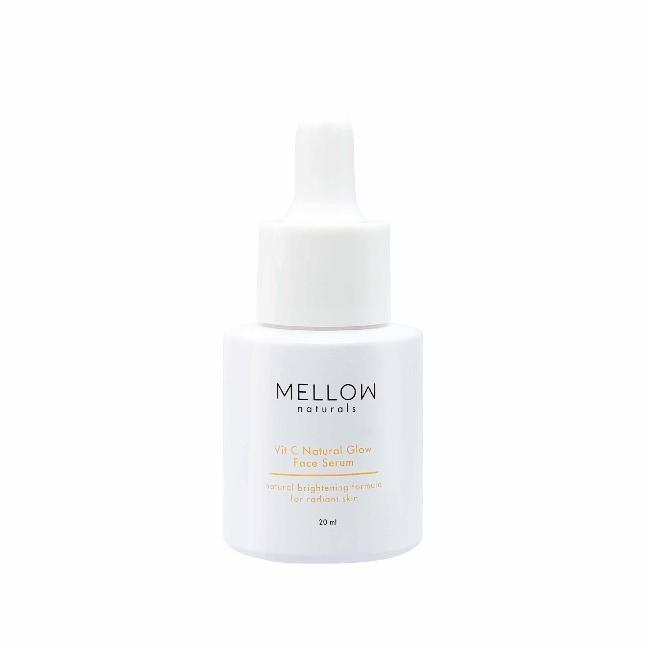 Shopping Guide Societya Beauty Mellow Naturals Vitamin C Natural Glow Face Serum, 20ml, Sgd55