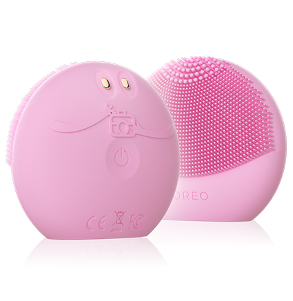 Blackhead Removers Foreo Luna Fofo Smart Skin Analysis & Facial Cleansing Device