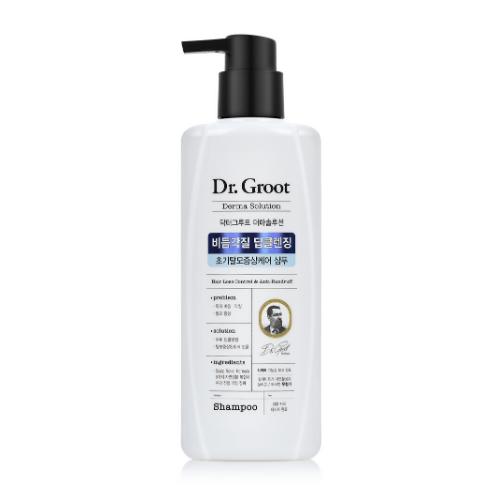 Dr Groot Hair Loss Dandruff Shampoo