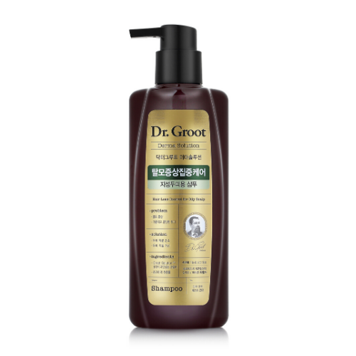 Dr Groot Hair Loss Oily Scalp Shampoo