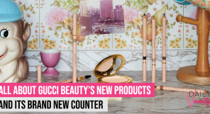 Gucci Beauty Face Products Launch