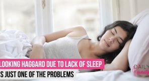 The Truth Behind Beauty Sleep - Featured Image