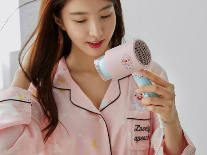 Kakao Friends Hairdryer (1)
