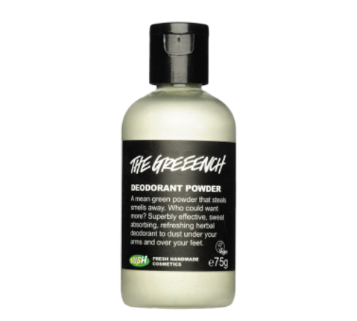 Lush The Greeench Deodorant Powder
