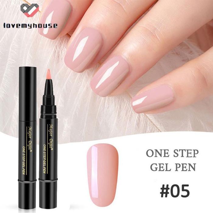 Nail Pens One Step Gel Varnish