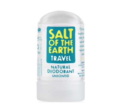 Salt Of The Earth Natural Deodorant Unscented