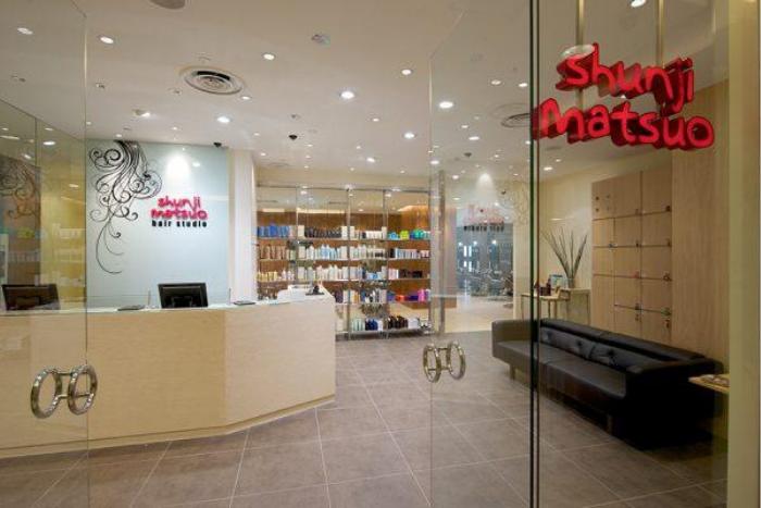 Shunji Matsuo Storefront