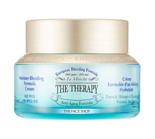 The Face Shop The Therapy Moisture Blending Formula Cream