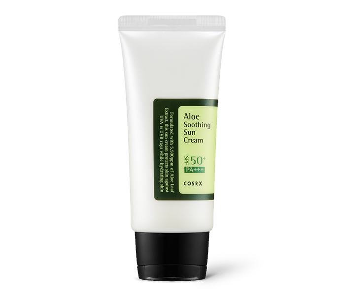Yesstyle Top Asian Skincare Products Cosrx Aloe Soothing Sun Cream