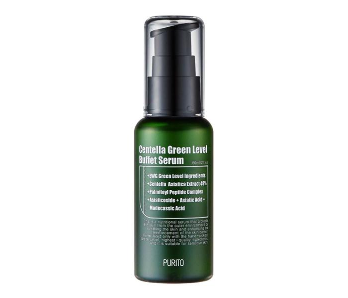 Yesstyle Top Asian Skincare Products Purito Centella Green Level Buffet Serum