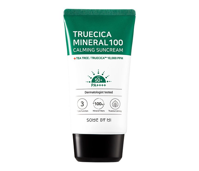 Yesstyle Top Asian Skincare Products Some By Mi Truecica Mineral100