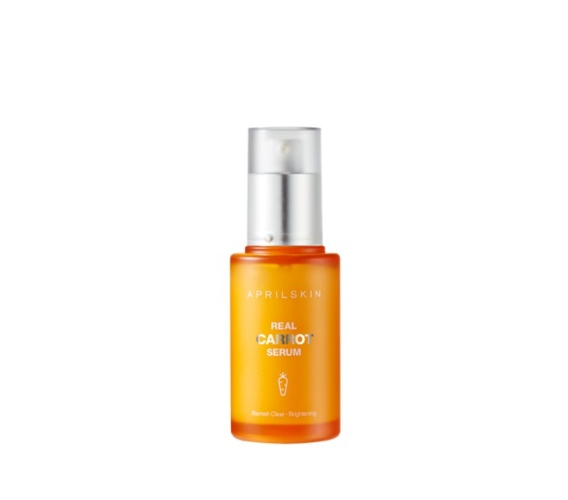3. Aprilskin Real Carrot Blemish Clear Serum