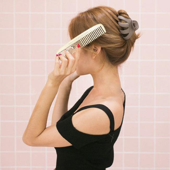 Large Small Hair Claw Bath Hair Clip