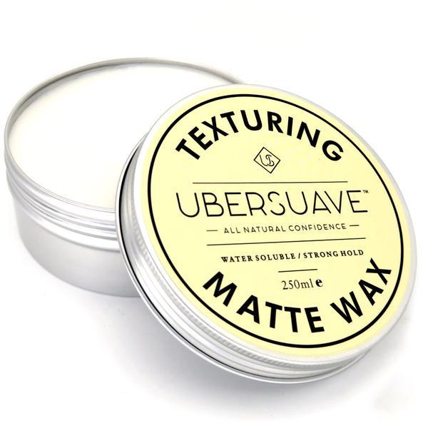 Texturing Matte Wax Ubersuave