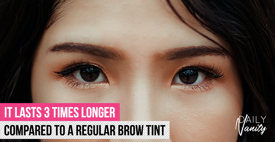 This new henna brow service is painless and offers much longer-lasting results than typical brow tinting