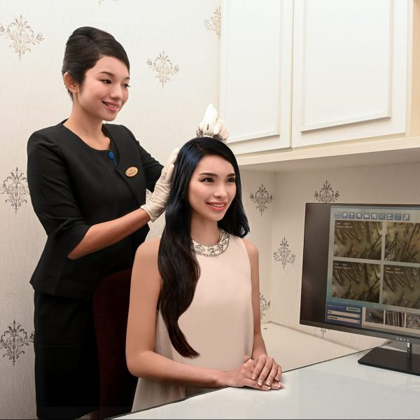Best Popular Hair Treatments Treatment For Scalp Readers' Favourite Singapore TK Trichokare
