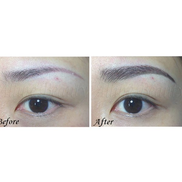 Best Popular Lash & Brow Treatments Brow Shaping Best Selling Singapore Allure Beauty Saloon