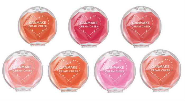 Cheap Japanese Products Singapore - Canmake Cream Cheek