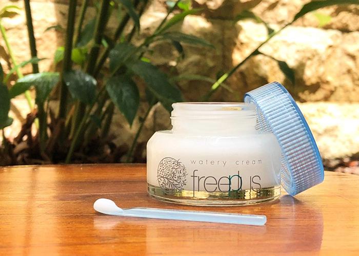 Freeplus Watery Cream