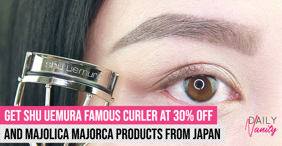 This online store has cult Japanese beauty products that are up to 38% cheaper than in local beauty stores
