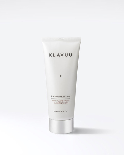 Korean Skincare Ingredient Guide Klavuu Pure Pearlsation Revitalising Facial Cleansing Foam