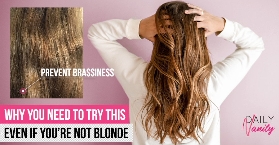 Here's why your hair colour turns brassy so quickly and the shampoo you should use to prevent it