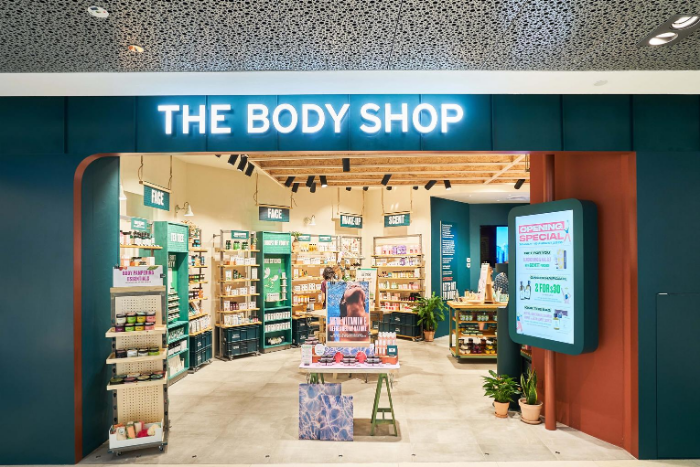 New Beauty Store Openings September 2020 The Body Shop Ion Orchard