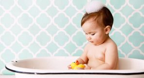 Baby Shampoo And Bath Featured Image