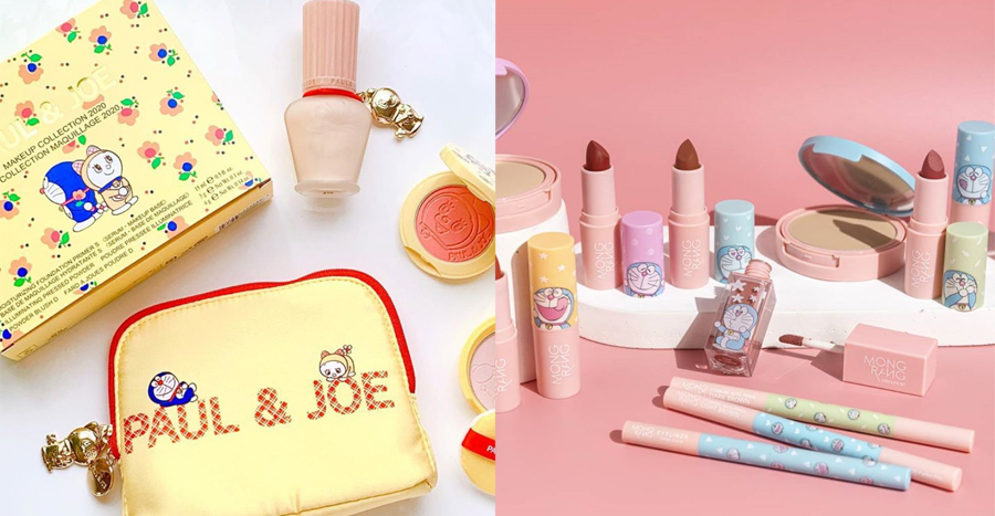 These Doraemon-inspired beauty products are our favourite way of celebrating Doraemon's 50th birthday