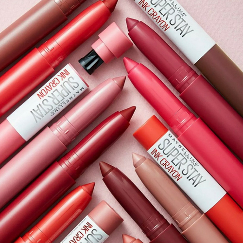 Maybelline Superstay Matte Ink Crayon Lipstick