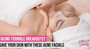 Acne Facials Featured Image